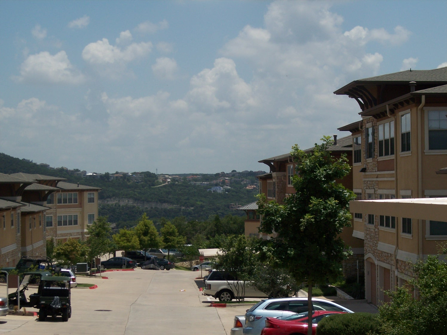 Loop 360 Apartments - if you always wanted to live in the hills this is your chance! Many units have unbelievable views!